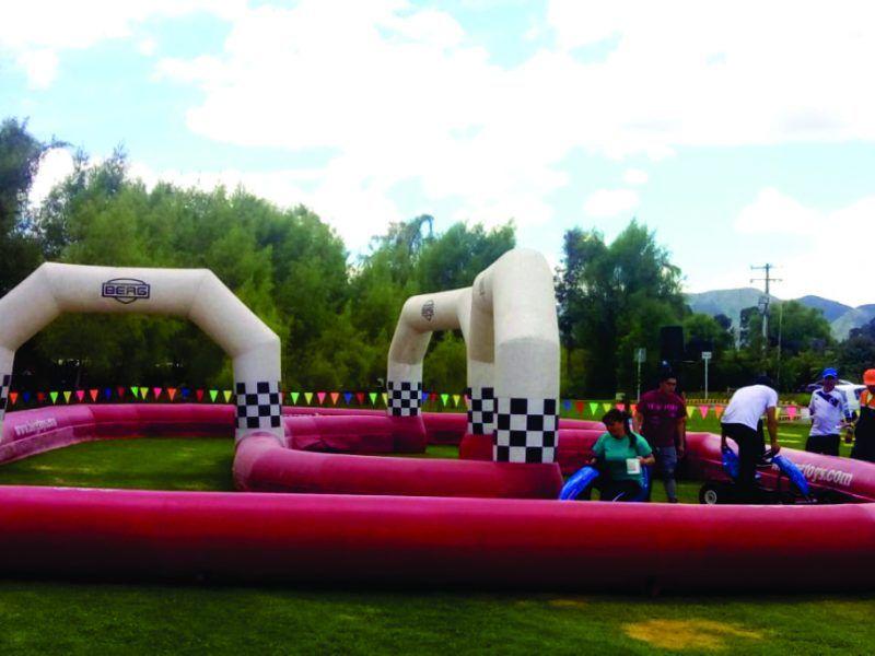 Atracción para eventos recreativos, empresariales  y de colegio