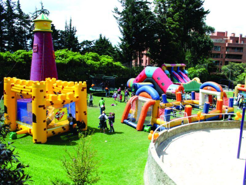 Apoyo en el área de recreación evento recreativo tipo bazar de Colegio Nueva Granada
